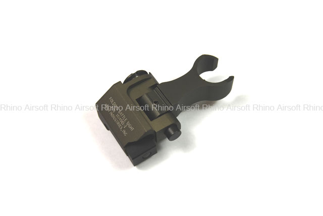 Bomber Troy Style H&K Style Front Sight (FDE)
