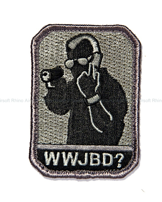 Mil-Spec Monkey - WWJBD in ACU-Dark