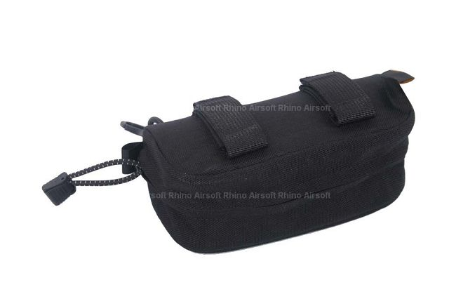 Pantac Sunglasses Case  (Large / Black / CORDURA)