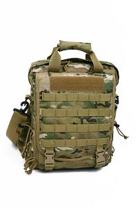 View Pantac Vertical Accessories Backpack (Crye Precisi details