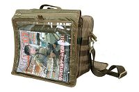 View Pantac MOLLE Courier Briefcase (Coyote Brown / Cor details