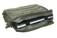 View Pantac MOLLE Courier Briefcase (Ranger Green / Cor details