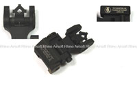 View Bomber Troy Style Diamond Rear Sight (BK) details