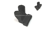 View Bomber Troy Style Fixed Rear Sight (BK) details