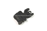View Bomber Troy Style Rear Sight (BK) - Version A details