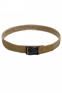 View Pantac Duty Belt With Security Buckle (Khaki / Lar details