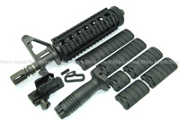View G&P MK18 Mod0 RIS Kit details
