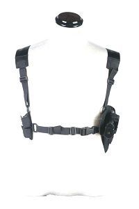 View Pantac Tactical Type 1 Shoulder Holster (Black / CORDURA) details