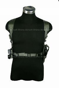 View Pantac Tactical Type 1 Shoulder Holster (RG / CORDURA) details