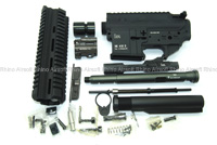 View Iron Airsoft HK416 conversion kit for WA M4 details