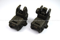 View Magpul PTS MBUS - Front and Rear Sight Set (OD) details