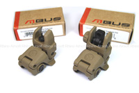 View Magpul MBUS Front & Rear Sight (DE) - Limited Supply Only! details