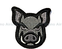 View Mil-Spec Monkey - Pig Head in ACU-Dark details