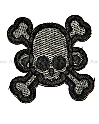 Mil-Spec Monkey - SkullMonkey Cross Patch in ACU-D