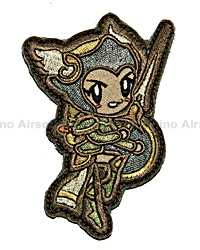 View Mil-Spec Monkey - Cute Valkyrie in ARID details