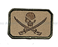 View Mil-Spec Monkey - Pirate Skull Flag in Multicam details