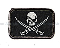 View Mil-Spec Monkey - Pirate Skull Flag in SWAT details