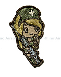 View Mil-Spec Monkey - Nurse Girl in ARID details