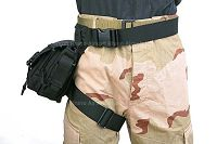 View Pantac Accessories Leg Versipack (Black / CORDURA) details