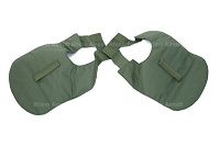 View Pantac Outer Tactical Vest Under Arm Pads (OD, Cordura) details