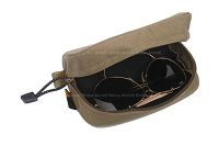 View Pantac Sunglasses Case  (Large / Khaki / CORDURA) details
