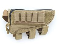 View Pantac Cheek Pad for Rifle / Shotgun (Khaki / CORDURA) details