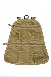 View Pantac MOLLE Internal Platform for Backpacks (Khaki / Cordura) details