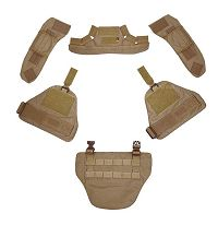 View Pantac Force Recon Protective Accessory Kit (CB / Cordura) details