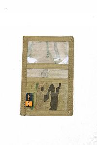 Pantac Credit Card Holder (Crye Precision Multicam / CORDURA)