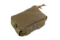 View Pantac Small MOLLE Accessories Pouch (CB, Cordura) details