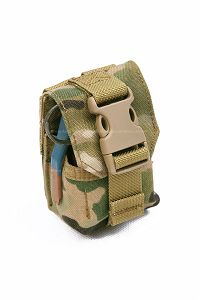 View Pantac Single Fragmention Grenade Pouch (Crye Precision Multicam / CORDURA) details