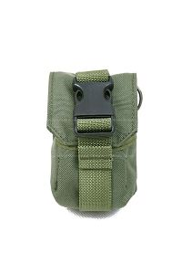 View Pantac Single Fragmention Grenade Pouch (OD / CORDURA) details