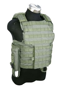 View Pantac Single Pop Flare Pouch (OD / CORDURA) details