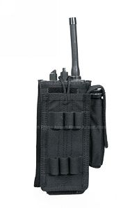 View Pantac Spec Ops MALICE Universal Radio Pouch (Black / Cordura) details