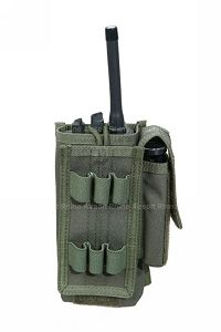 View Pantac Spec Ops MALICE Universal Radio Pouch (Ranger Green / Cordura) details