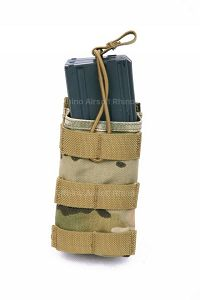 View Pantac OPEN TOP Single MAGAZINE Pouch (Crye Precision Multicam / CORDURA) details