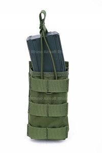 View Pantac OPEN TOP Single MAGAZINE Pouch (OD / CORDURA) details