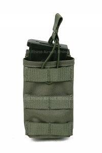View Pantac OPEN TOP Single MAGAZINE Pouch (RG / CORDURA) details