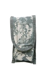 View Pantac SDS MOLLE Single M16 Double Mag Pouch (ACU / Cordura) details