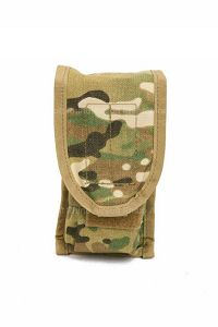 View Pantac SDS MOLLE Single M16 Double Mag Pouch (Crye Precision Multicam, Cordura) details