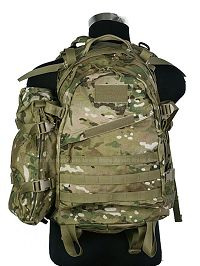 View Pantac MOLLE AIII Backpack (Crye Precision Multicam / CORDURA) details