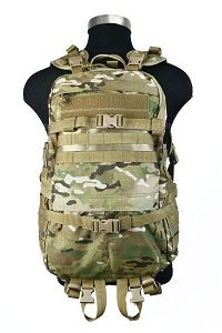 View Pantac TAC Attack Backpack (Crye Precision Multicam / Cordura) details