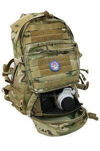 View Pantac Molle Warthog Backpack (Crye Precision Multicam / Cordura) details