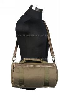 View Pantac Rope Bag with Slotted Webbing (Khaki / CORDURA) details