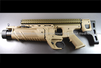 View VFC Ehanced Grenade Launcher Module (EGLM) DX version - Tan details