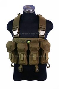 View Pantac LBT AK Tactical Chest Vest (CB / CORDURA) details