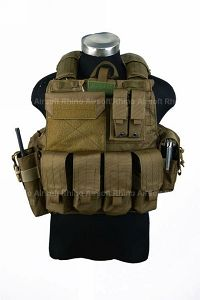View PANTAC Force Recon Vest Mar(CB / Medium / CORDURA) details