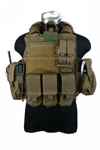 View PANTAC Force Recon Vest Mar(CB / Small / CORDURA) details