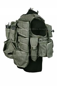 View Pantac RAV Vest Full Set (Medium / RG / Cordura) FREE SHIPPING details