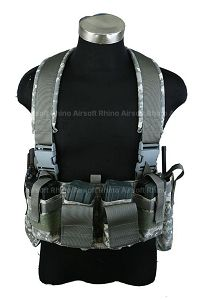 View Pantac M4 Tactical Chest Vest (ACU / Cordura) details